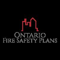 OntarioFireSafetyPlans.Com (Toronto | Ottawa| Ontario) Logo